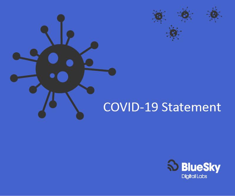 BlueSky COVID-19 Statement | BlueSky Perth Custom Web + App Development